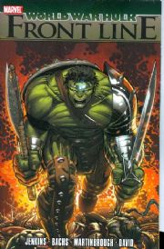World War Hulk Frontline Trade Paperback TP Marvel Comics
